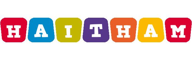 Haitham kiddo logo
