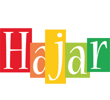 Hajar colors logo