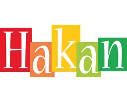 Hakan colors logo