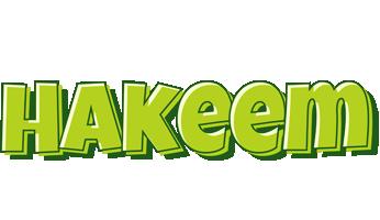 Hakeem summer logo