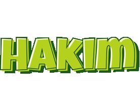 Hakim summer logo
