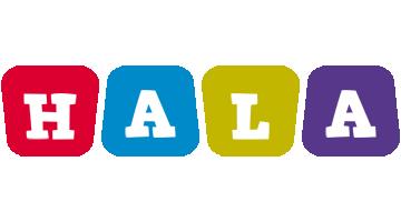 Hala kiddo logo