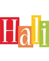 Hali colors logo