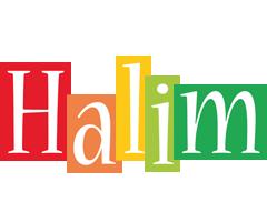 Halim colors logo