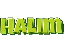 Halim summer logo