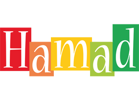 Hamad colors logo