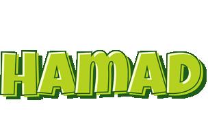 Hamad summer logo
