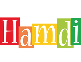 Hamdi colors logo