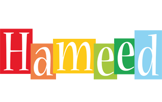 Hameed colors logo