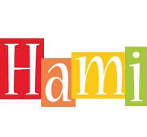 Hami colors logo
