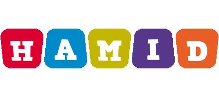 Hamid kiddo logo