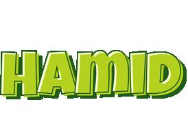 Hamid summer logo