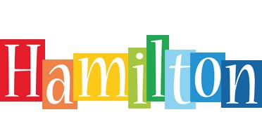 Hamilton colors logo