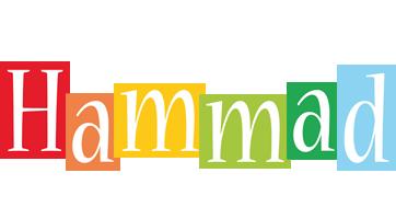 Hammad colors logo