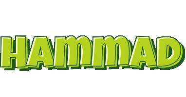 Hammad summer logo