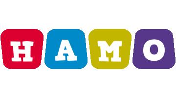 Hamo kiddo logo