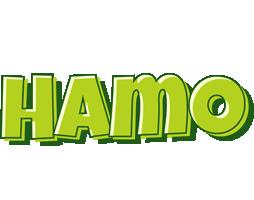 Hamo summer logo