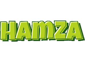 Hamza summer logo