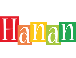 Hanan colors logo