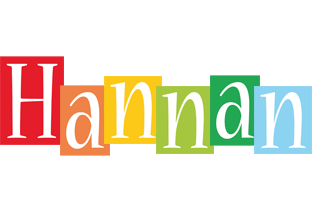 Hannan colors logo