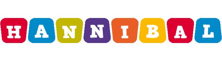 Hannibal kiddo logo