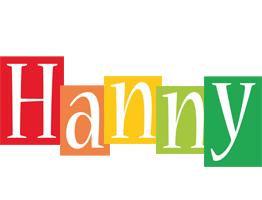 Hanny colors logo