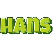Hans summer logo