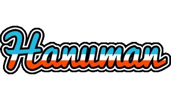 Hanuman gym logo