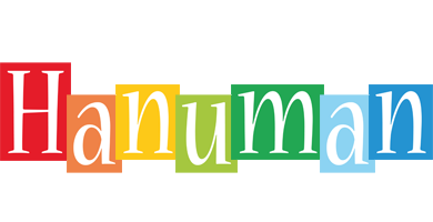 Hanuman colors logo