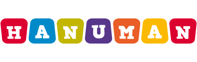 Hanuman kiddo logo