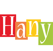 Hany colors logo