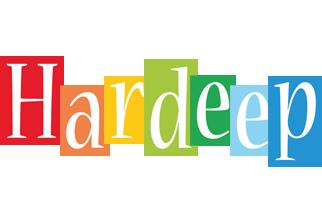 Hardeep colors logo