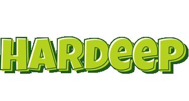Hardeep summer logo