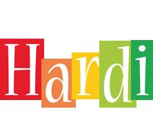 Hardi colors logo