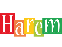 Harem colors logo