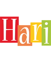Hari colors logo