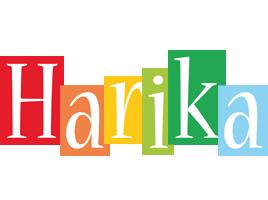 Harika colors logo