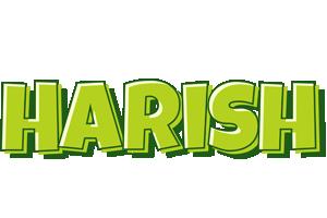 Harish summer logo