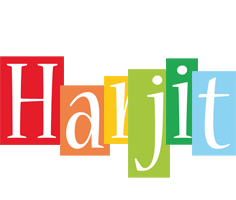 Harjit colors logo