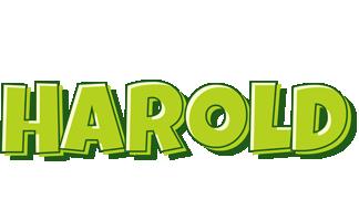 Harold summer logo