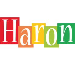 Haron colors logo