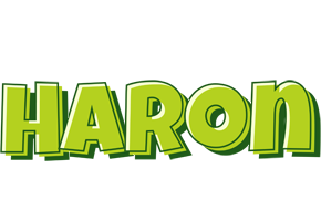 Haron summer logo