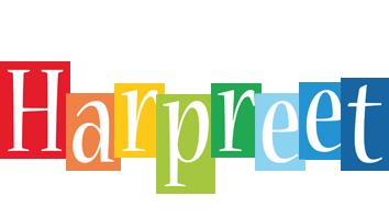 Harpreet colors logo