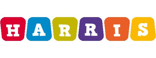 Harris kiddo logo