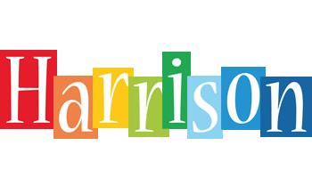 Harrison colors logo