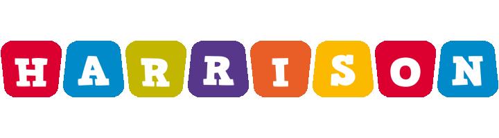 Harrison kiddo logo