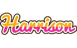 Harrison smoothie logo
