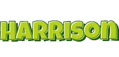 Harrison summer logo
