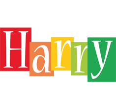 Harry colors logo