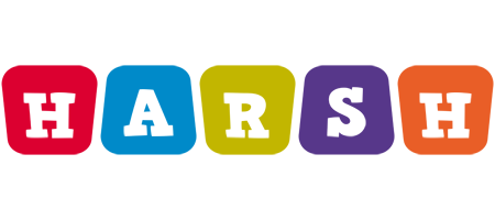 Harsh kiddo logo